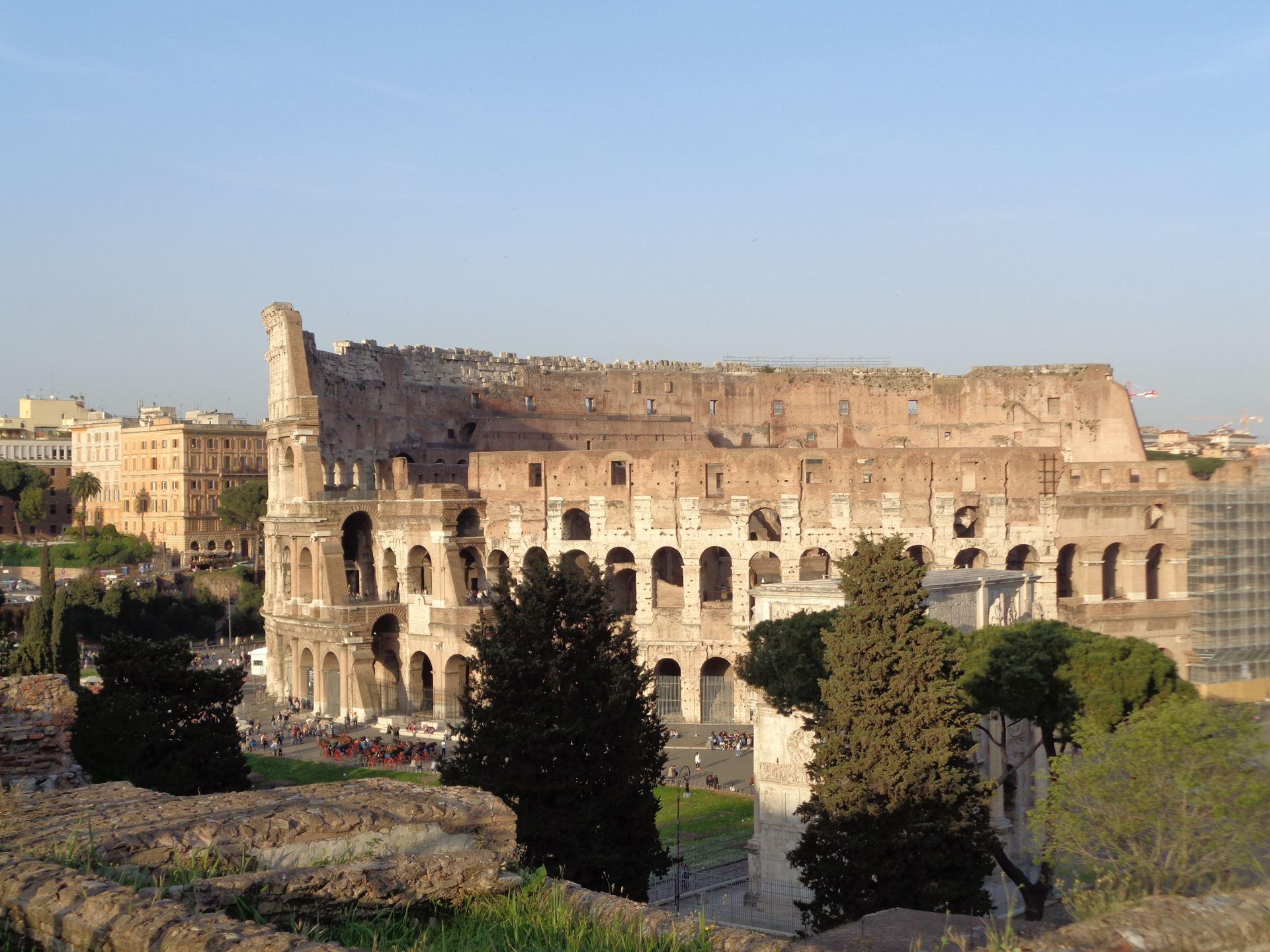 ancient rome tour